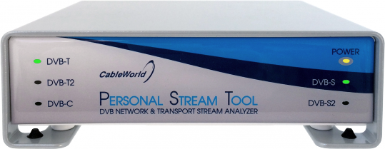 Personal Stream Tool CW-6300 Front