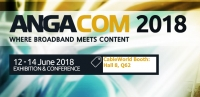 ANGACOM Exhibition & Congress 7-9 June 2016 Cologne, Germany